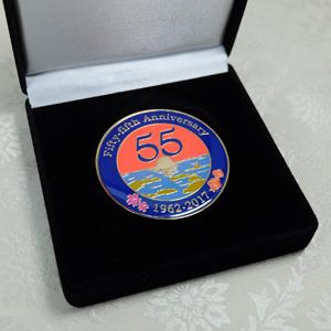 佐世保日米協会記念メダル