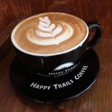 HAPPY TRAILS COFFEE