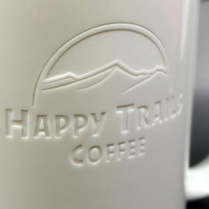 マグカップ彫刻 オリジナルロゴデザイン