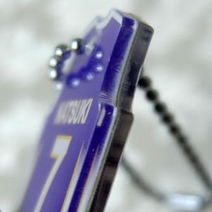 ユニフォーム型キーホルダー04