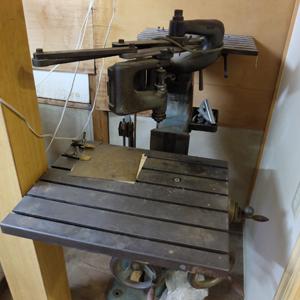 村上彫刻 初代彫刻機
