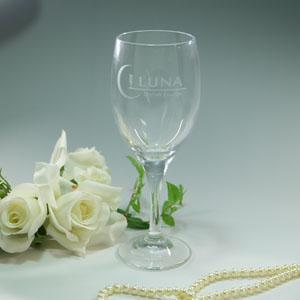 彫刻ワイングラス