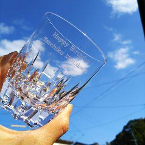 カガミクリスタルグラス