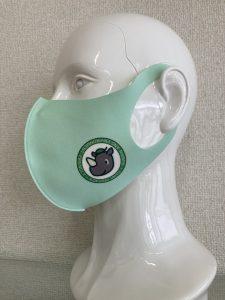 村上彫刻 オリジナルマスク コロナ 感染対策