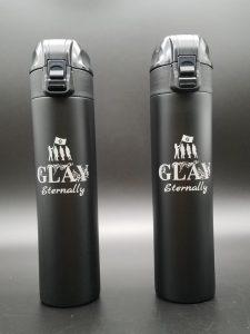 村上彫刻 佐世保 商品事例 ステンレスボトル 水筒 GLAY