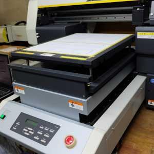 特殊印刷機